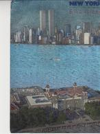 New York Ellis Island Torri Gemelle - Ellis Island