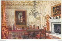 GBP43003 GB England Warwickshire - Warwick Castle - Great Dining Room - Art - Vintage Postcard - Peintures & Tableaux