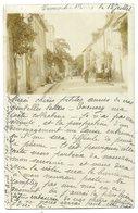 EVAUX-les-BAINS. Lots De 3 Cartes-Photos (datées De 1900 Et 1901) - Evaux Les Bains