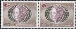 Y&T N° 1017 Année Internationale De La Femme Monaco 1975 - Nuevos