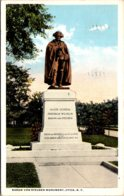 New York Utica Baron Von Steuben Monument 1917 Curteich - Utica