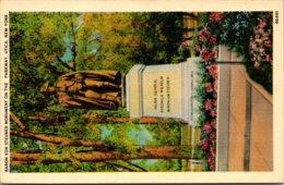 New York Utica Baron Von Steuben Monument - Utica