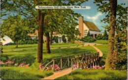 New York Utica Yahnundasis Golf Club - Utica