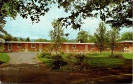 New York Utica Astafan's Motel 1965 - Utica
