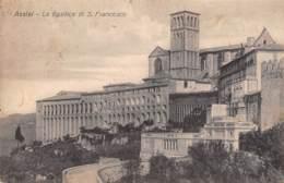 ASSISI - La Basilica Di S. Francesco - Perugia