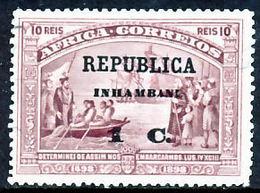 !■■■■■ds■■ Inhambane 1913 AF#49ø Vasco Da Gama On África 1 (x11756) - Inhambane