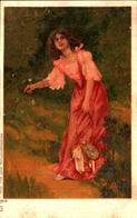 Femme Illustrée 467 Mary Mill'graz - Illustrateurs & Photographes