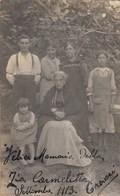 VOLTRI-CREVARI-GENOVA - FOTOGRAFIA DI FAMIGLIA - 1913- - Plaatsen
