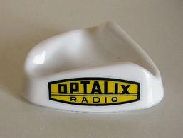 RARE ET VINTAGE : Cendrier Optalix Radio - Porzellan