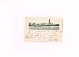 Panorama Vu De L'Escaut.Expédié à Delft (Hollande). 1899. - Antwerpen