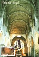 Carte Maximum YT Adh AA456 Abbaye De Léoncel 1er Jour 14 06 2010, Art Roman Léoncel 26 Parfait état - Cartes-Maximum