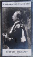Docteur Georges DIEULAFOY Président De L'Académie De Médecine  - 2ème Collection Photo Felix POTIN 1908 - Félix Potin