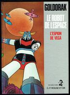 """GOLDORAK: L'espion De VEGA"" - Edition G.P., Paris - 1979. - Livres, BD, Revues"