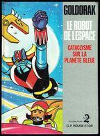 """""""GOLDORAK: Cataclysme Sur La Planète Bleue"""" - Edition G.P., Paris - 1979. - Livres, BD, Revues"""