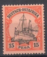 German East Africa DOA Mh * 6,5 Euros - Colony: German East Africa