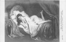 "ILLUSTRATEUR - SCALBERT - ""GAI REVEIL"" - FEMME - NU FEMININ - SALON DES ARTISTES FRANCAIS 1910 - Altre Illustrazioni"