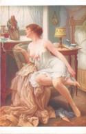 "ILLUSTRATEUR - SCALBERT - ""LE MAGOT"" - FEMME - NU FEMININ - SALON DE PARIS - Other Illustrators"