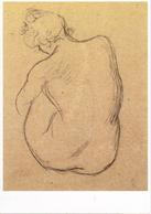 MAILLOL: Dos De Mme Maillol [ Nu Femme Nude CPM ] FI019 - Schilderijen