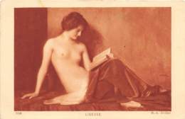 "ILLUSTRATEUR - ZWILLER - ""LISEUSE"" - FEMME - NU FEMININ - Illustrateurs & Photographes"