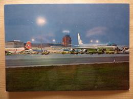 AEROPORT / AIRPORT / FLUGHAFEN     MUNCHEN-RIEM   DC 8  KLM - Aerodromes