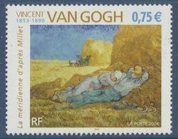 N° 3690 Van Gogh, Faciale 0,75 € - Francia