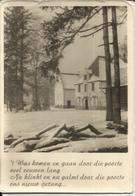 Sint-Franciscusinstituut Sint-Maria-Oudenhove - Het Kasteel 1957 - Fotokaart (Zottegem) - Zottegem