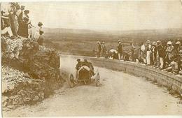 Carte Photo   Voiture  Sans Doute Le Circuit D Anjou En 1909 Vers Chalonne Sur Loire  154 - A Identifier