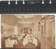 """Rixensart - Genval Les Eaux  """"Hôtel De Paris"""" Le Restaurant - Photo 14 X 9 Cm Bistre - Rixensart"""