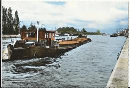 WIJNEGEM - SAS  (Binnenscheepvaart Schuit Boot Schip - Navigation Intérieure Péniche) - Wijnegem