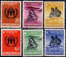 INDONESIA - World Refugee Year - **MNH - 1960 - Vluchtelingen