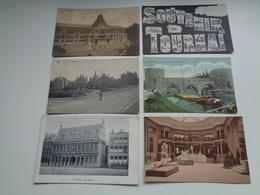 Lot De 20 Cartes Postales De Belgique   Tournai    Lot Van 20 Postkaarten Van België  Doornik - 20 Scans - 5 - 99 Postkaarten
