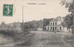 CARIGNAN- LA GARE - Other Municipalities