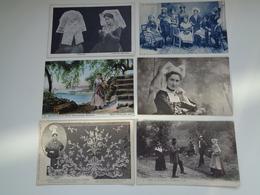 Beau Lot De 20 Cartes Postales De France  Folklore     Mooi Lot Van 20 Postkaarten Van Frankrijk Folklore - 20 Scans - 5 - 99 Postkaarten