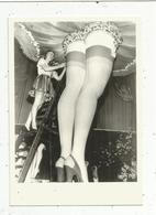 Cp ,PIN UP ,PIN UPS , GO UP , 1951, Photo Ruth Sondak , Vierge - Pin-Ups