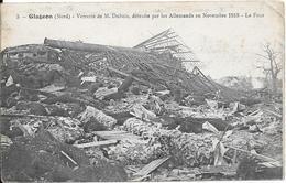 Glageon - Verrerie De M. Dubois, Détruite Par Les Allemands En Novembre 1918 - Le Four - France