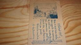 WWI RARE  - Correspondance Des Armées De La République VICTOIRE   ILLUSTRE CIRCULE 25/02/1918 - Storia Postale