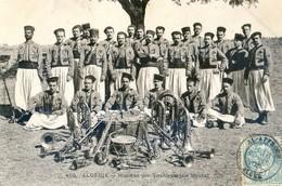 Algérie - Musique Des Tirailleurs La Nouba - Hommes