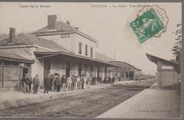 MOUZON - LA GARE - Other Municipalities