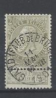 Ca Nr 59 - 1893-1900 Fine Barbe