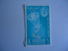 SHARJAH  MNH STAMPS  MALARIA - Zonder Classificatie