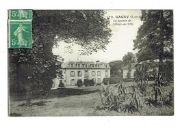 93 SEINE SAINT DENIS GAGNY Le Square De L'Hôtel De Ville - Gagny