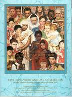 Collection Complète émission Nations-Unies New-York / Genève / Vienne 1991 En Livrets - VN