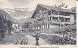 HOTEL ALPENROSE SAXETEN BEI INTERLAKEN - BE Berne