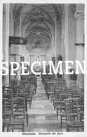 Binnenste Der Kerk - Machelen - Zulte