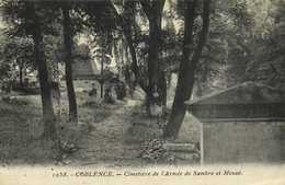 COBLENCE  Cimetière De L' Armée De Sambre Et Meuse RV - Koblenz