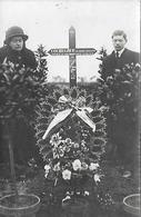 CARTE- POSTALE- PHOTO - OBSEQUE COCHEGRUE ALBERT - AUGUSTE - MORT POUR LA FRANCE LE 11 JANVIER 1919 - A Identifier