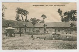 80 - Monsboubert - La Ferme, Rue Du Château - Other Municipalities