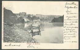 Château De Bouillon 1901 - W0534 - Bouillon