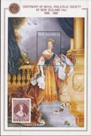 New Zealand 1988 Queen Vic Sc 889 Mint Never Hinged - Ongebruikt