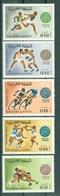 MAROC - N° 572** MNH à 577** MNH LUXE   JEUX OLYMPIQUES DE MEXICO - Verano 1968: México